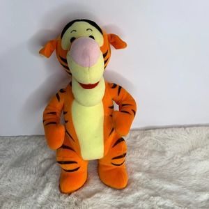 Winnie the Pooh Tigger Mattel Toy Stuffed Animal